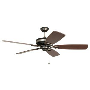 Ellington Fans ELF SUA56AND5 Supreme Air 56 Ceiling Fan