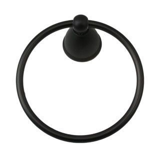 Design House Oil Rubbed Bronze Towel Ring