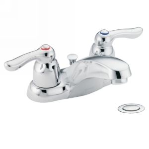 Moen 4925 Chateau Two Handle Lavatory Faucet