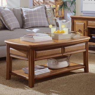 American Drew Antigua Rectangular Coffee Table Multicolor   931 910