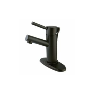 Elements of Design ES8425DL NuVo Centerset or Single Hole Lavatory Faucet