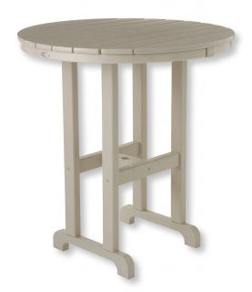 All Weather Counter Height Table, 36 Round