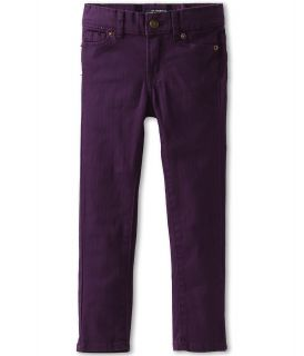 Lucky Brand Kids Girls Stretch Color Denim Girls Jeans (Purple)