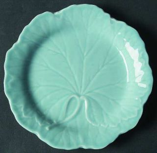 Wedgwood Sea Glass Pale Blue Salad Plate, Fine China Dinnerware   Solid Charger