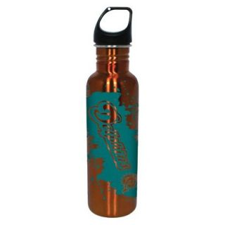 NFL Miami Dolphins Water Bottle   Orange (26 oz.)