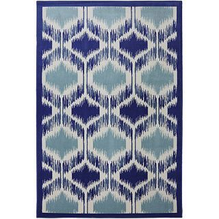 Mohawk Home Hummingbird Indoor/Outdoor Rectangular Rugs, Cream