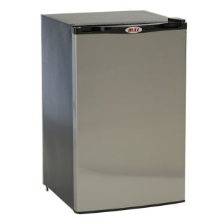 Bull Free Standing Outdoor Stainless Steel Refrigerator Multicolor   11001