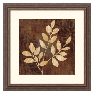 J and S Framing LLC Leave it Natural II Framed Wall Art   18.3W x 18.3H in.