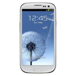 Samsung Galaxy S3 I9300 Unlocked Cell Phone for GSM Compatible   White