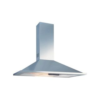 Air King VAL36SS Valencia Wall Mounted Range Hood, 36Inch Wide Stainless Steel