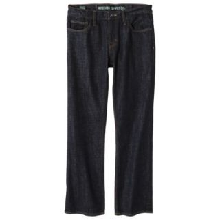 Mossimo Supply Co. Mens Straight Fit Jeans 36x32