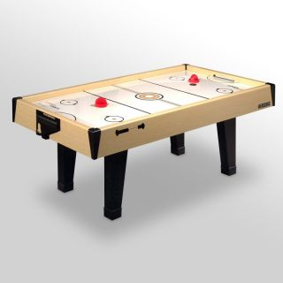 Carrom 7 ft. Professional Air Hockey Table Multicolor   335.30