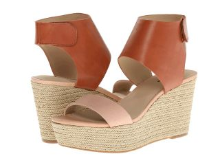 Lucky Brand Olla Womens Wedge Shoes (Tan)