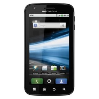 Motorola ATRIX MB860 Unlocked Cell Phone for GSM Compatible   Black