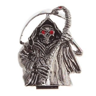 Death Feature Metal USB Flash Drive 4G