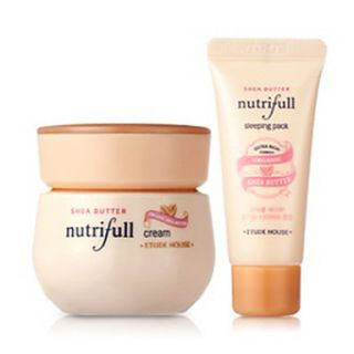 [Etude House] Nutrifull Shea Butter Cream 60ml