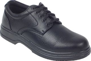 Mens Deer Stags Service   Black Work Shoes