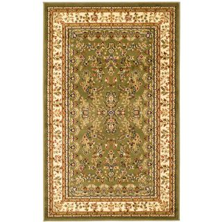 Lyndhurst Collection Sage/ Ivory Rug (33 X 53)