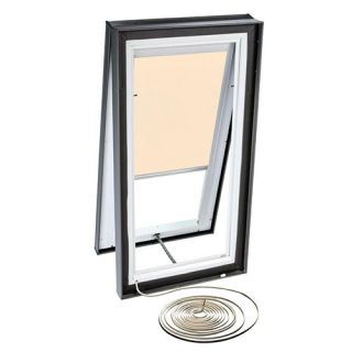Velux RMC 3046 1086 Skylight Blind, Electric Powered Light Filtering for Velux VCE 3046 Models Beige