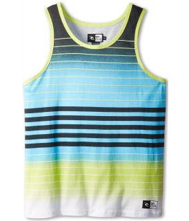 Rip Curl Kids Big Trippin Tank Top Boys Sleeveless (Green)