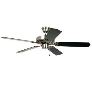 Ellington Fans ELF ELN52BC Ellington Collection 52 Ceiling Fan (Blades not incl