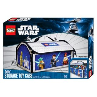 LEGO Star Wars Storage Bin Toy Case   Battle Bridge
