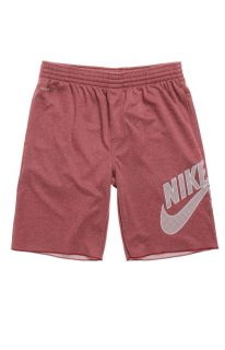 Mens Nike Sb Shorts   Nike Sb Sunday Red Dri Fit Shorts