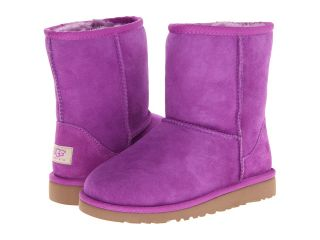 UGG Kids Classic Girls Shoes (Purple)