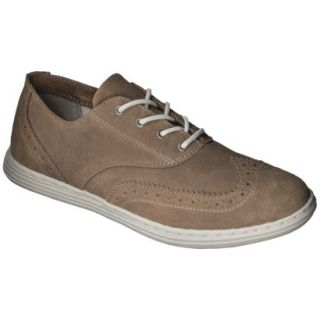 Mens Mossimo Supply Co. Tyree Wingtip Oxfords   Chestnut 12
