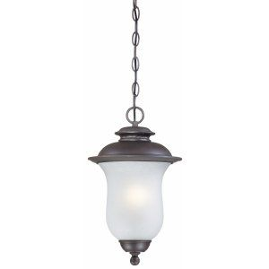 Thomas Lighting THO 190080763 Carlisle Lantern Pendant Painted Bronze
