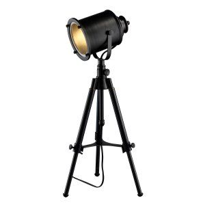 Dimond Lighting DMD D1734 Ethan Adjustable Tripod Table Lamp