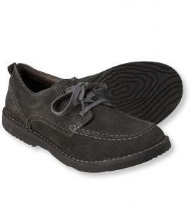 Kennebec Casual Moc Toe Shoes