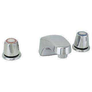 Price Pfister Pfirst Two handle Chrome Widespread Lavatory Faucet