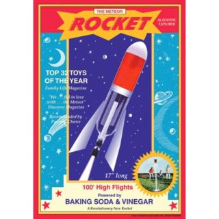 POOF Slinky Scientific Explorer Meteor Rocket Science Kit